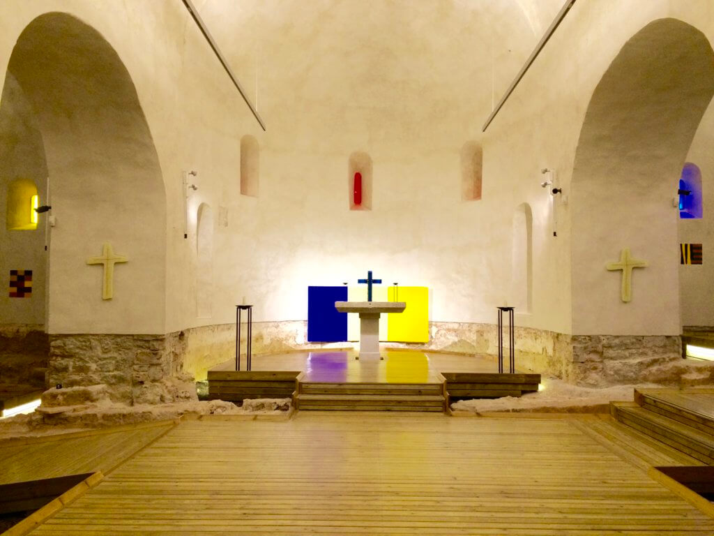 Sean Scully, Santa Cecilia, Monserrat.