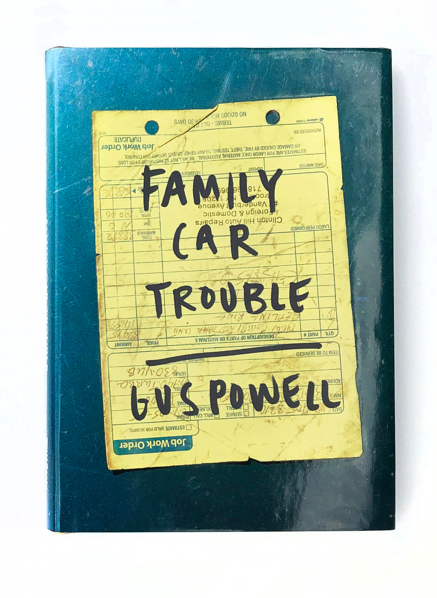 family car trouble gus powell